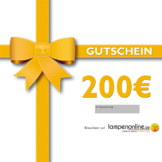 200 Euro Gutschein