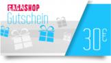 Geschenk-Gutschein 30,00 EUR