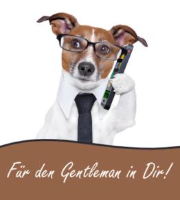 Gutschein Gentleman